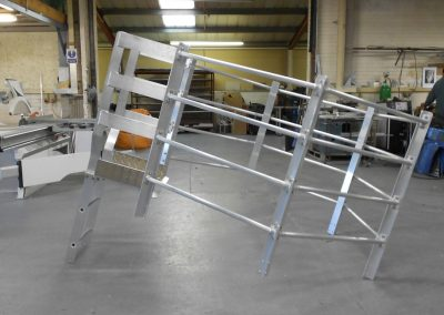 Cryogenic Tower Ladder Assembly